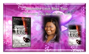 Wounded Love Blog Tour Banner